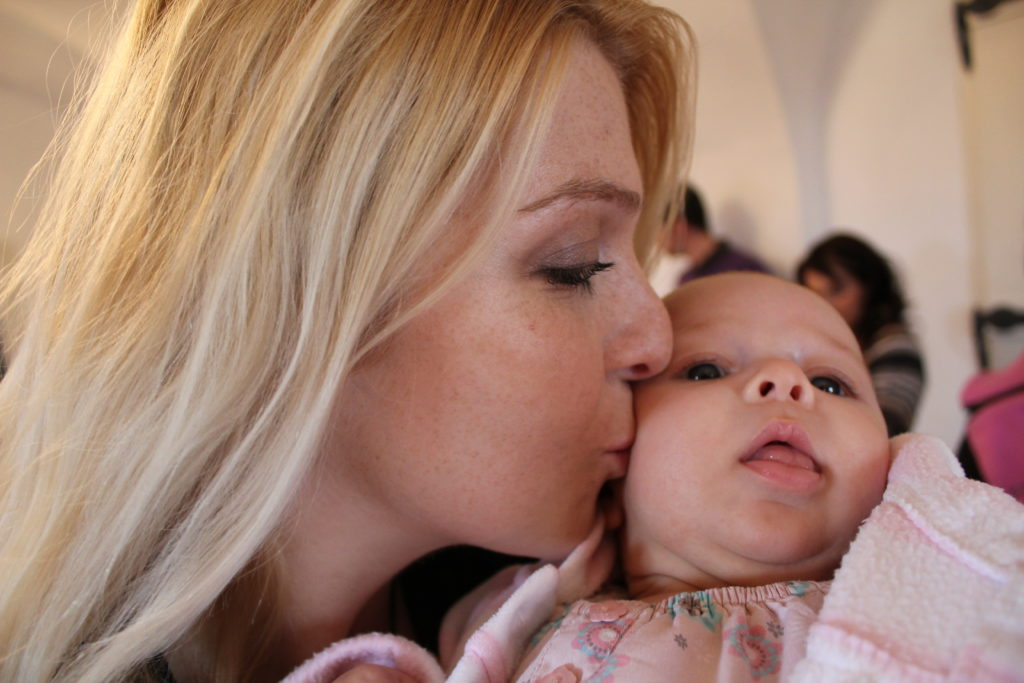 rituál matky, mateřství