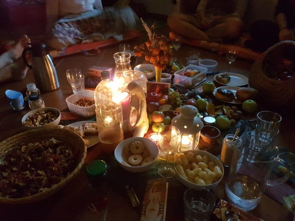 Předporodní rituál Třebíč