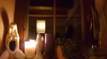 Oslava Imbolc a hromnic