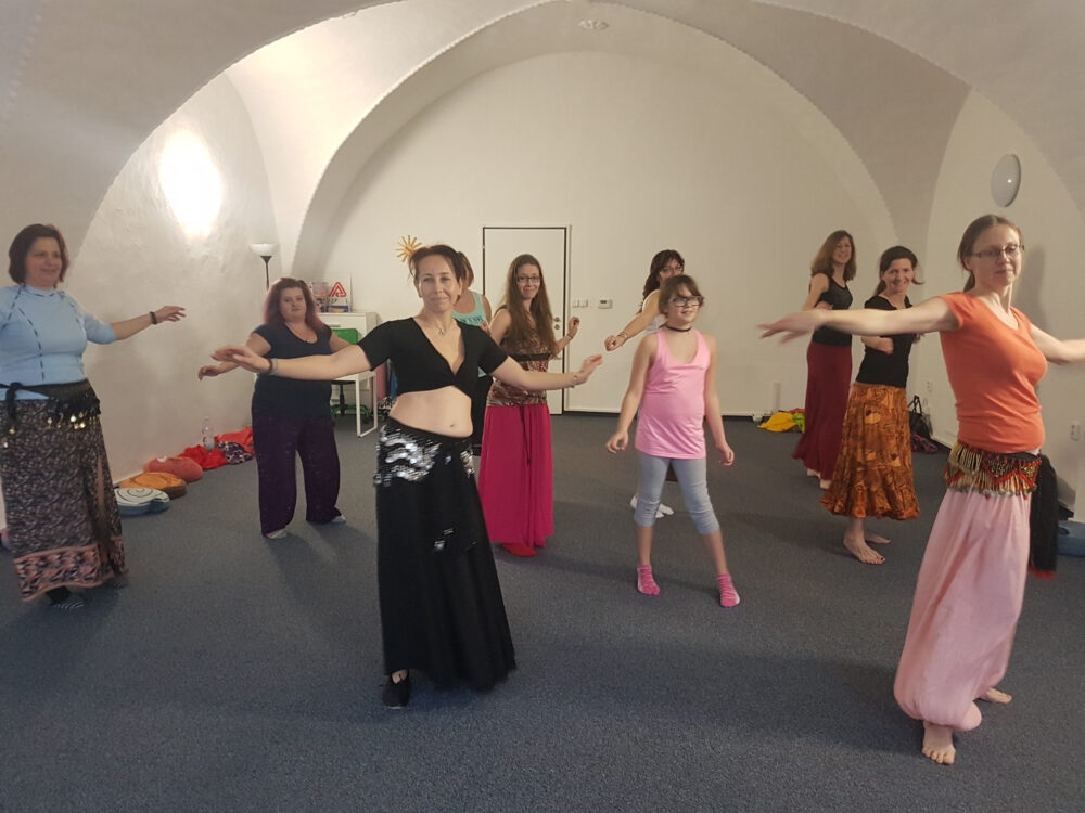 Tanec ženy