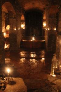 Vodní chrám v Glastenbury