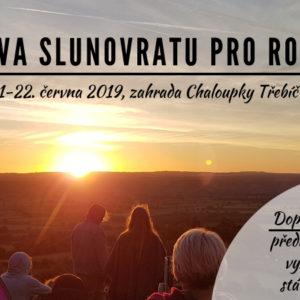 Oslava letního slunovratu v Třebíči